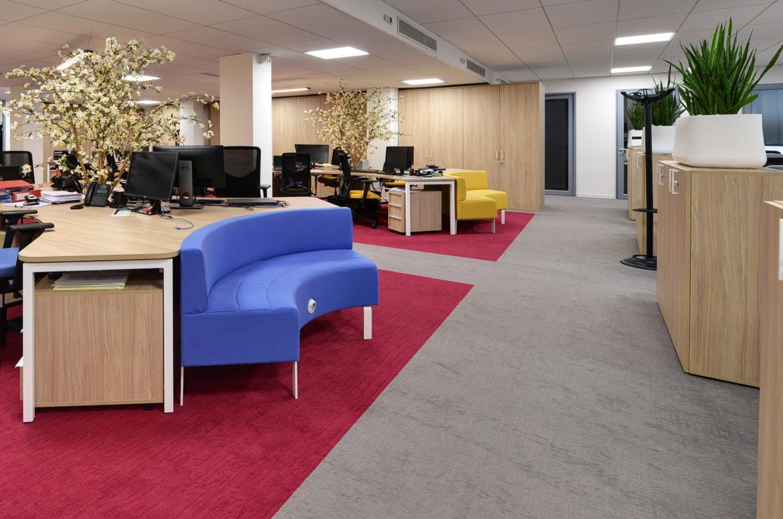 sols parquets moquettes bureaux open space office. Black Bedroom Furniture Sets. Home Design Ideas