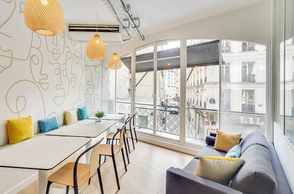 Aménagement espace restauration en entreprise