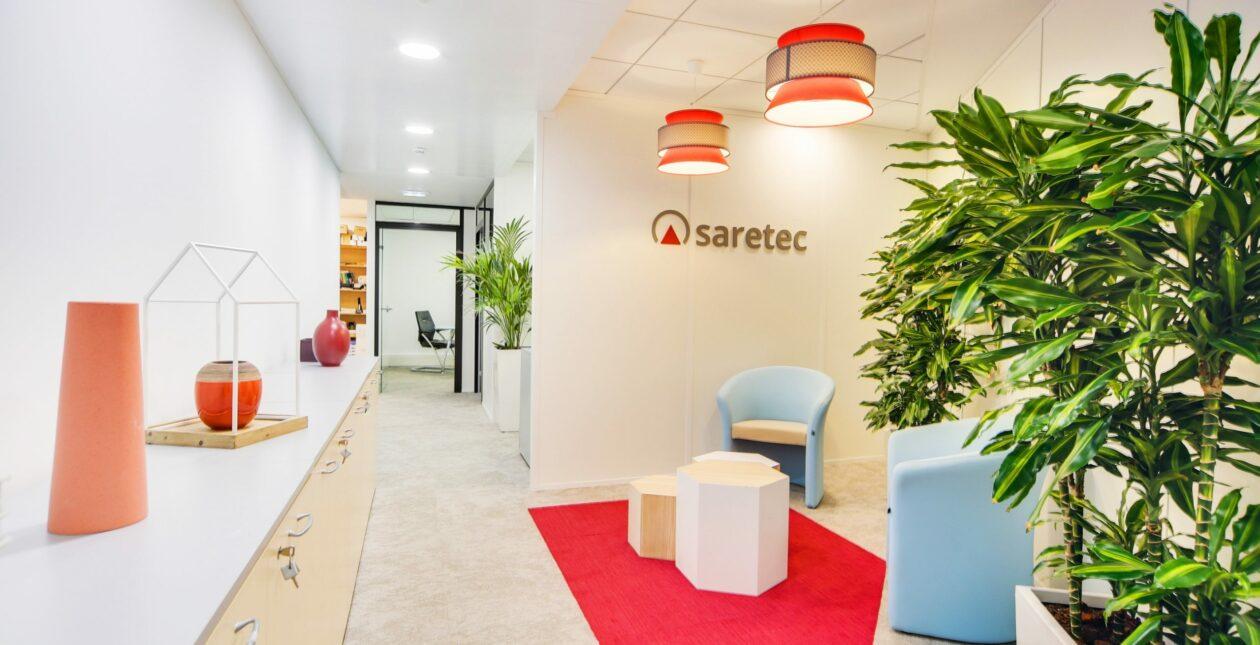 Espace accueil SARETEC
