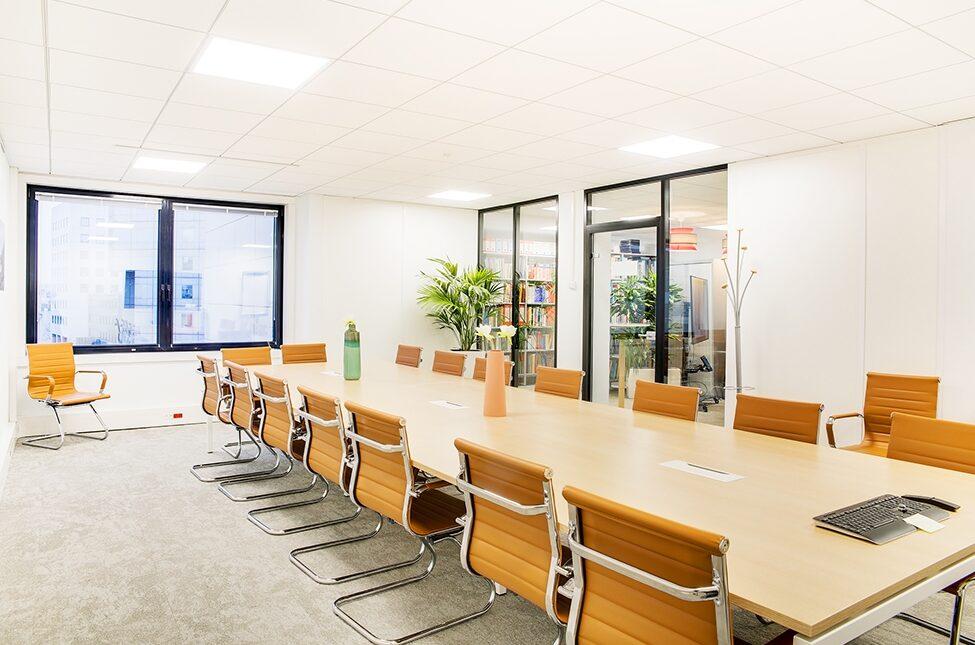 Agencement salle de réunion