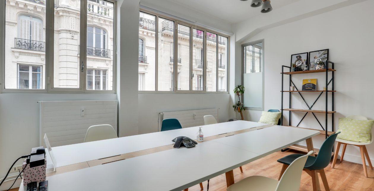 Aménagement salle de réunion Design - Proximis - Paris