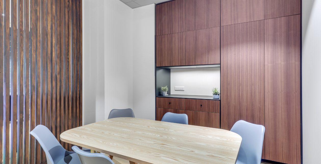Aménagement espace réunion - Piano - Paris