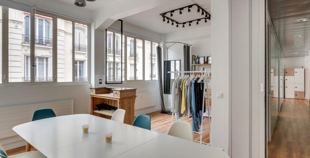 Aménagement mock up boutique - Proximis - Paris