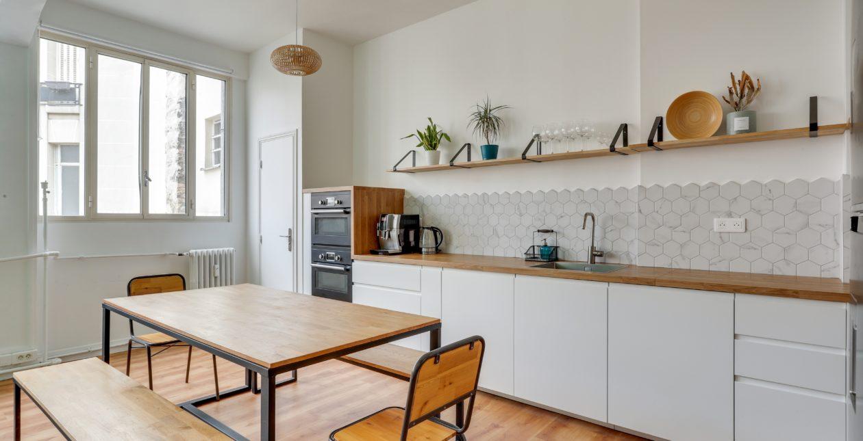 Aménagement espace détente / restauration - Proximis - Paris
