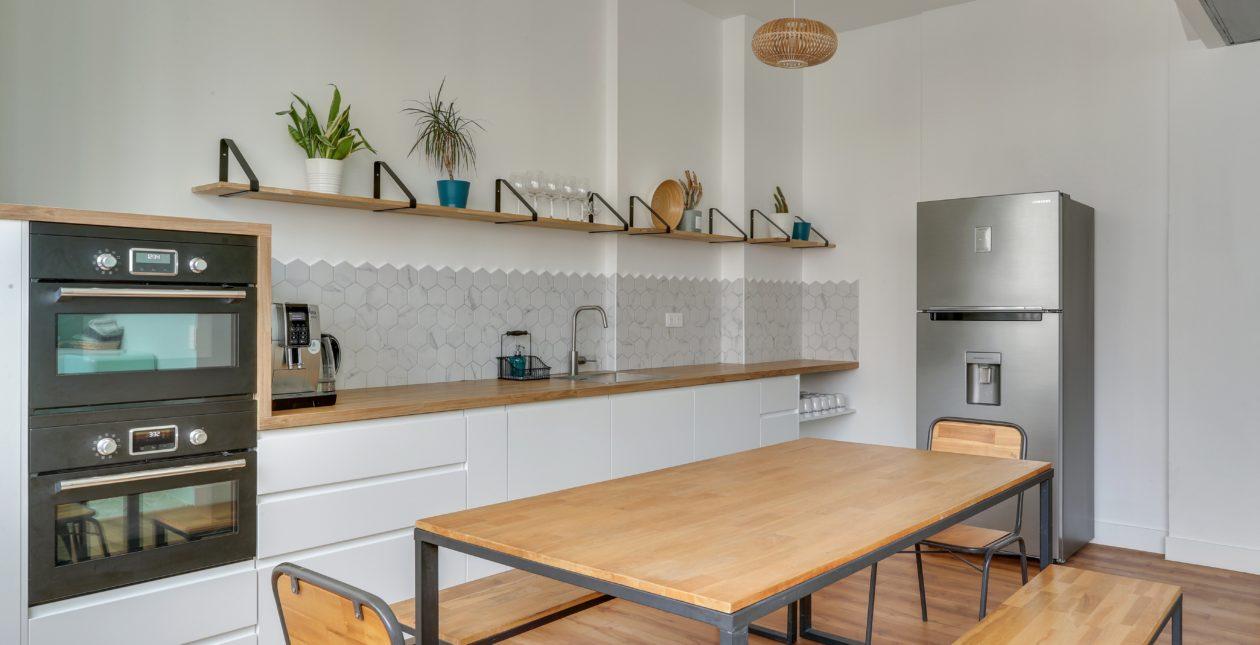 Aménagement espace café - Proximis - Paris